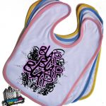 BABY BLAP - Girls BIB £6.50-0