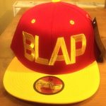 BLAP : Snap Back Hats (RED: YELLOW)-0