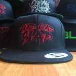 BLAP ( GRAF ) SNAP BACK - RED LOGO-0