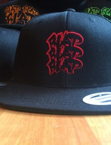 BLAP ( GRAF2 ) SNAP BACK - RED LOGO-0
