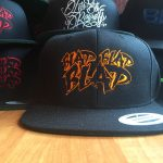 BLAP ( GRAF2) SNAP BACK - ORANGE LOGO-0