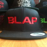 BLAP ( BOLD ) SNAP BACK - RED LOGO-0